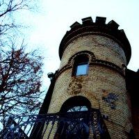 Башня с  балкончиком :: Евгений БРИГ и невич