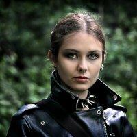Портрет в лесу... :: Андрей Войцехов