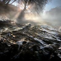 Шторм осеннего рассвета... :: Андрей Войцехов