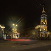 В ночном городе :: Aнна Зарубина