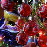 Новогодние украшения :: Sabina