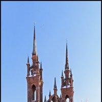 Храм Сердца Иисуса. :: Александр Тарноградский