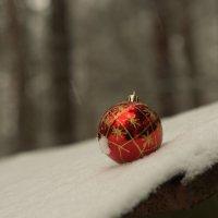 Новогоднее :: Анна Углова (Рыбакова)