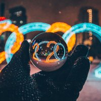 C Новым 2020 годом! :: Александр (sanchosss) Филипенко