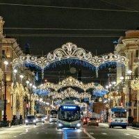 Поздравляю с Новым Годом! :: Владимир Гилясев