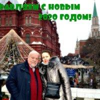 Новый год. :: Михаил Столяров