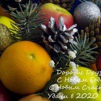 Новогодние игрушки :: Татьяна Евдокимова