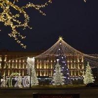 Путешествие в Рождество :: Татьяна