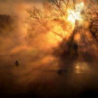 Взрывной закат декабря.... :: Андрей Войцехов