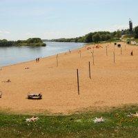 Новгородский пляж :: Наталья Цветкова