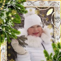 Счастливого Нового года,друзья! :: Нина Андронова