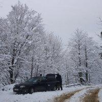 По снежным дорогам гор :: Наталья (D.Nat@lia)