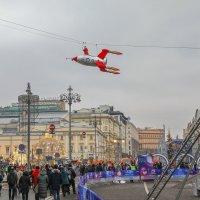 Новогодние зарисовки 2020. Москва. :: юрий макаров