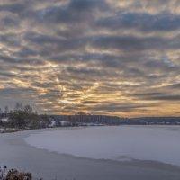 Утро на озере :: Сергей Цветков