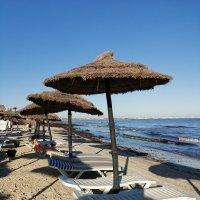 Пляж в Африке. :: ОКСАНА ЮРЬЕВНА ШВЕЦ