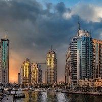 Dubai Marina 6 :: Arturs Ancans