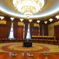 Зал заседаний комиссий Дворец Парламента. Бухарест :: Гала
