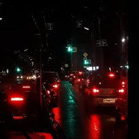 Красный и зелёный свет :: Николай Филоненко
