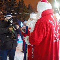 Деды Морозы работают. :: Ильсияр Шакирова