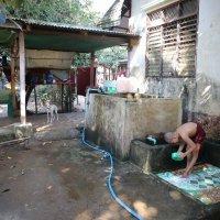 Мьянма утро монаха :: Andrey Vaganov