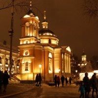 Церковь великомученицы Варвары :: Lersa