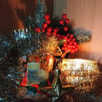 Новогоднее настроение :: Maryana Petrova