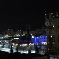 ночной бульвар... :: александр дмитриев