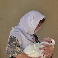 Младенец :: Сергей Розанов