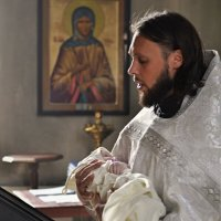 Крещение :: Сергей Розанов