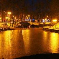Ночной город :: Милешкин Владимир Алексеевич