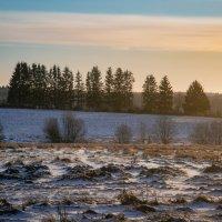 Северный пейзаж :: Алекс Римский
