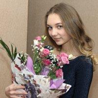 Моя внучка. :: Владимир Усачёв