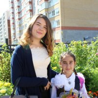 Сестрички... :: Наталья Агеева