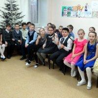 Лизин дружный класс. :: Елизавета Успенская