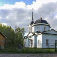Церковь Покрова Пресвятой Богородицы в Надеждино. :: Alexandr Gunin