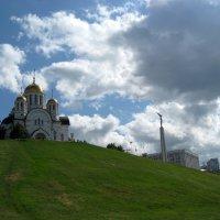 Самара.Храм в честь Святого великомученика Георгия Победоносца :: Надежда