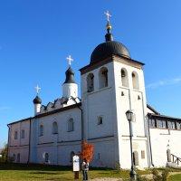 Сергиевская церковь :: Сергей Осин