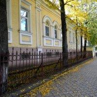 Осенняя. :: Елизавета Успенская