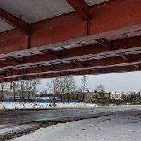 Под мостом :: Нина Кутина