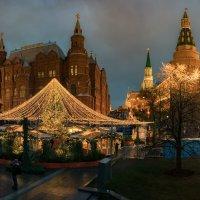Москва Новогодняя :: svabboy photo