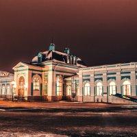 Железнодорожная станцыя Сызрань-1 :: Сергей Осин