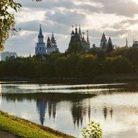 Измайловский  Кремль :: Ольга
