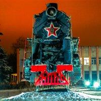 Старый поезд :: Сергей Осин