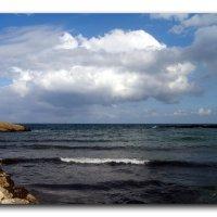 Неприветливое море. :: Зоя Чария