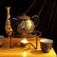 Чайник с чашками :: Микто (Mikto) Михаил Носков