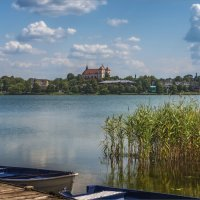 На озере Гальве :: Shapiro Svetlana