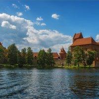 Тракайский замок :: Shapiro Svetlana