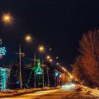 Вечерняя Сызрань :: Сергей Осин
