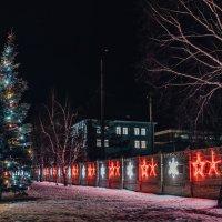 Новогодняя Сызрань :: Сергей Осин