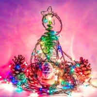 праздничный снимок нового года :: Сергей Осин